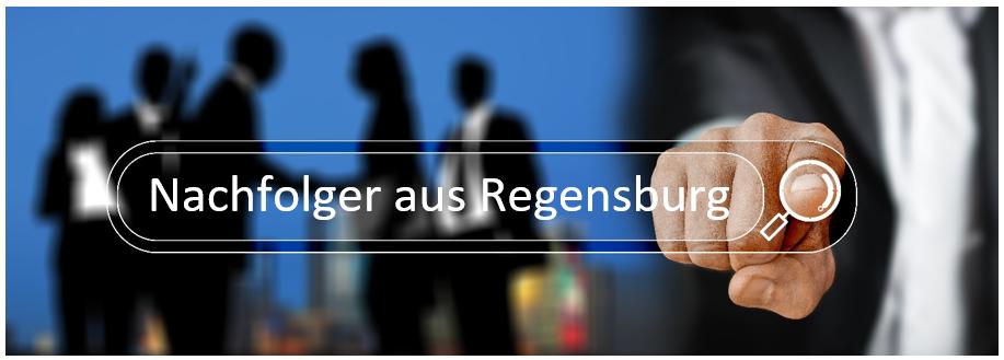 Bestandsnachfolger aus Regensburg sucht im Großraum Regensburg einen Maklerbestand oder auch ein kleines Maklerunternehmen zum Erwerb.