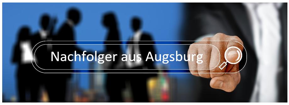 Bestandsnachfolger aus Augsburg sucht einen Maklerbestand oder Maklerunternehmen im Raum Augsburg bis München.