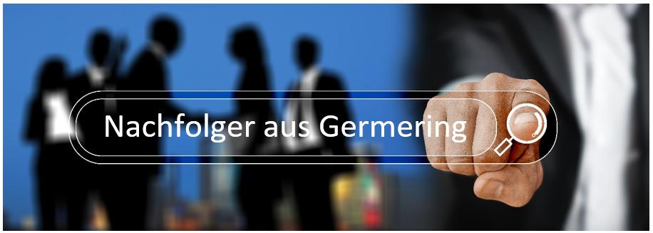 Bestandsnachfolger aus Germering sucht einen Maklerbestand oder Maklerunternehmen in der Region München - Fürstenfeldbruck.