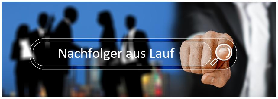 Bestandsnachfolger aus Lauf sucht einen Maklerbestand oder Maklerunternehmen im Raum Lauf a. d. Pegnitz, Nürnberger Land, Nürnberg, Amberg, Sulzbach-Rosenberg, Fürth, Erlangen und Bamberg.
