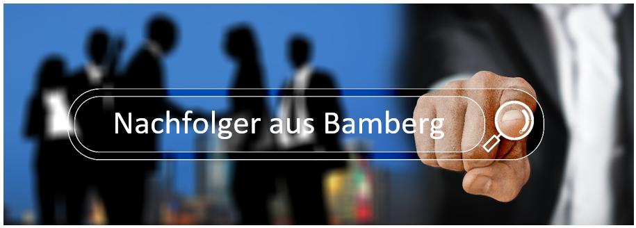 Bestandsnachfolger aus Bamberg sucht einen Maklerbestand oder Maklerunternehmen in den Regionen Bamberg, Coburg, Lichtenfels, Hassfurt, Schweinfurt, Nürnberg, Fürth und Erlangen.