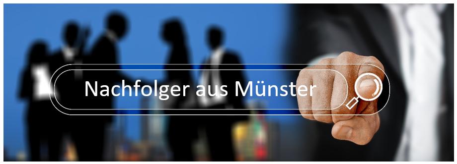 Bestandsnachfolger aus Münster sucht einen Maklerbestand oder Maklerunternehmen im Münsterland, Borken, Coesfeld, Steinfurt, Warendorf Emscher-Lippe-Region, nördliche Ruhrgebiet, Bottrop Gelsenkirchen und Recklinghausen.